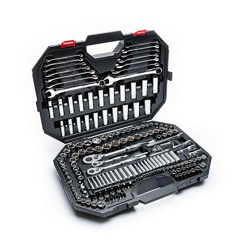 Husky Mechanic Tool Set (194-Piece)