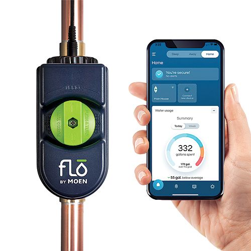 Flo by Moen Smart Water Shut-Off
