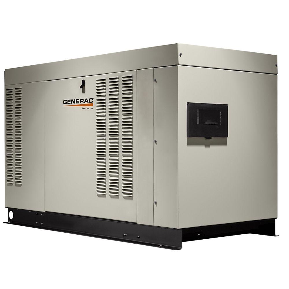 Generac 48kW Liquid Cooled Single Phase Automatic Standby Generator