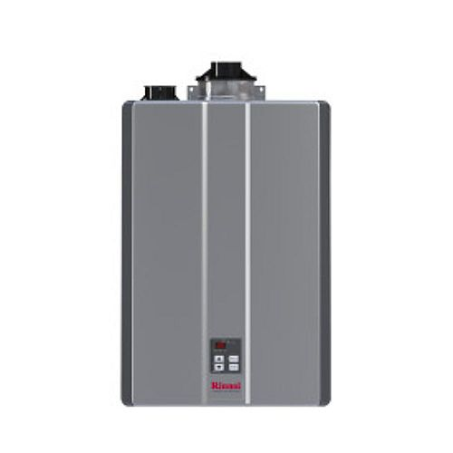 RU160iP Super High Efficiency Plus propane condensing tankless water heater - 160,000 BTU