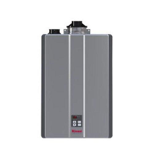 RU199iP Super High Efficiency Plus NG condensing tankless water heater - 199,000 BTU