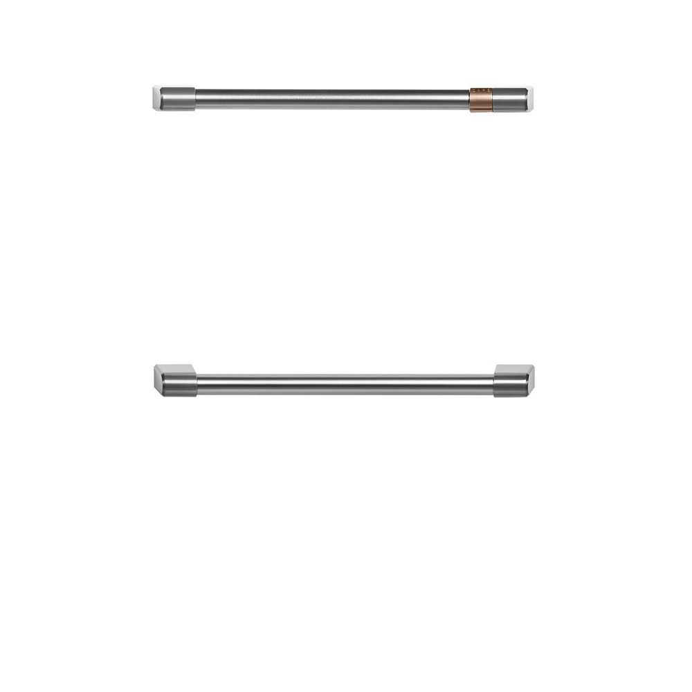 Café Undercounter Refrigerator Handle Kit in Stainless Steel
