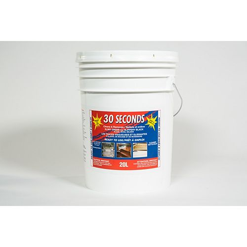 Bia Holdings Ltd. 30 Seconds Outdoor Cleaner