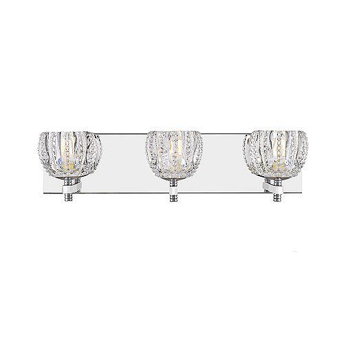 Lizzy III 3-Lights LED Vanity Light