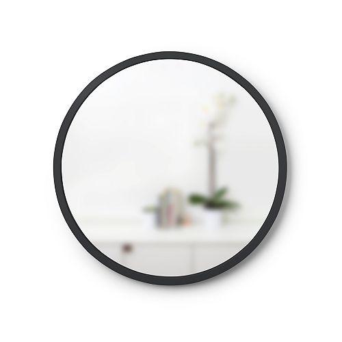 Umbra Hub Mirror 18 Black