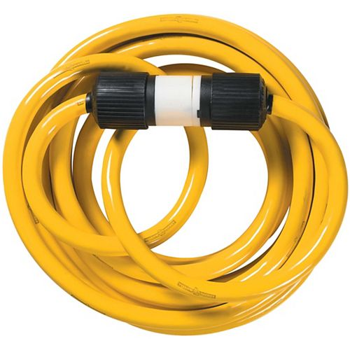 10/4 STW 25 ft. 30A Yellow Jacket Generator Cord