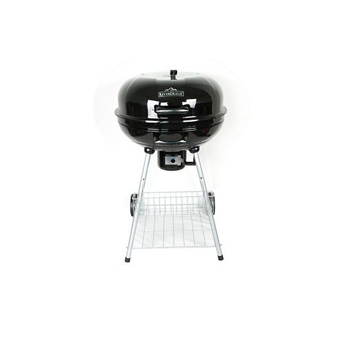 Pioneer 22.5-inch Kettle Grill