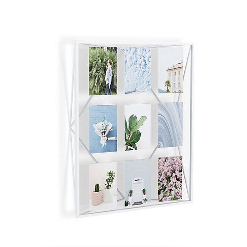 Prisma Gallery Photo Display White