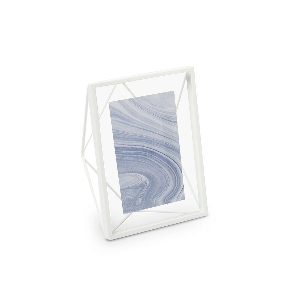 Umbra Prisma 4x6 affichage de photo Blanc