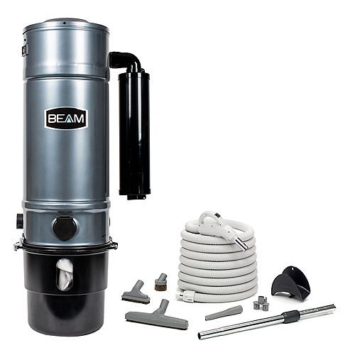 BEAM 650 AW d'aspirateur central BEAM 000321 trousse a plachers