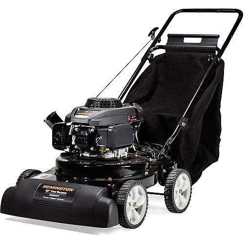 RM50CSV 159cc OHV Engine 1.5-inch Capacity 3-in-1 Chipper Shredder Vacuum