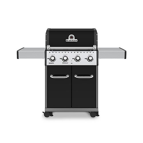 Baron 420 4 Burner 40,000 BTU LP Gas Grill