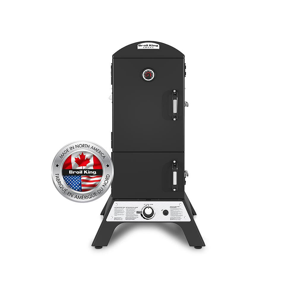Broil King VERTICAL NATURAL GAS CABINET SMOKER