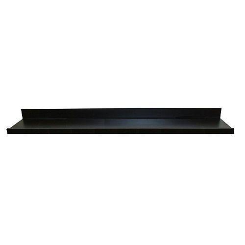 60 inch X 4.5 inch X 3.5 inch Picture Ledge Shelf