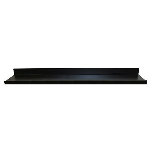 72 inch X 4.5 inch X 3.5 inch  Picture Ledge Shelf
