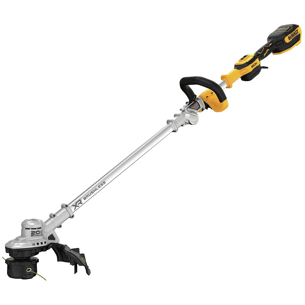 DEWALT 20V MAX Lithium-Ion Cordless 14-inch Folding String Trimmer (Tool Only)