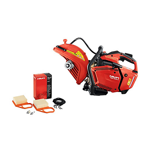 DSH 600-X 60CC 12 in. Hand Held Gas Saw