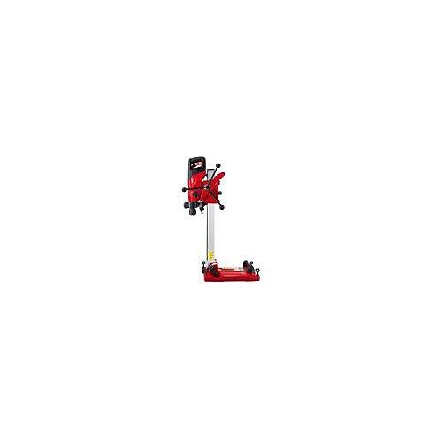 DD 150-U 120-Volt 3-Gear Diamond Coring Drill/Rig Kit with Drill Stand, Wheels and Jack Screw