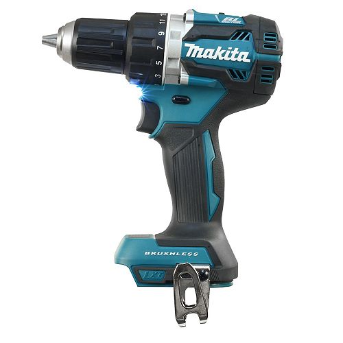 "MAKITA 1/2"" Cordless Drill with 18V Brushless Motor (Tool Only)"