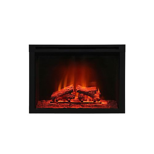 Premium Insert 30 inch Electric Fireplace