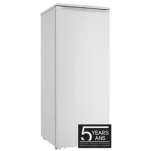 Danby Designer 8.5 cu. ft. Upright Freezer in White