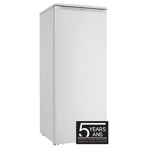 Danby Danby Designer 8.5 cu. ft. Upright Freezer in White