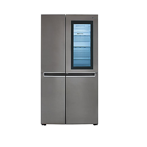 27 cu. pieds côte à côte Réfrigérateur InstaView  Door-in-Door®