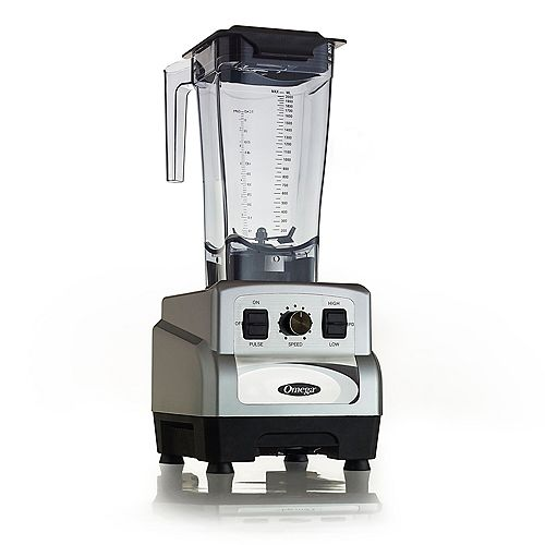 Omega 3 Peak Horsepower 11 speed Blender