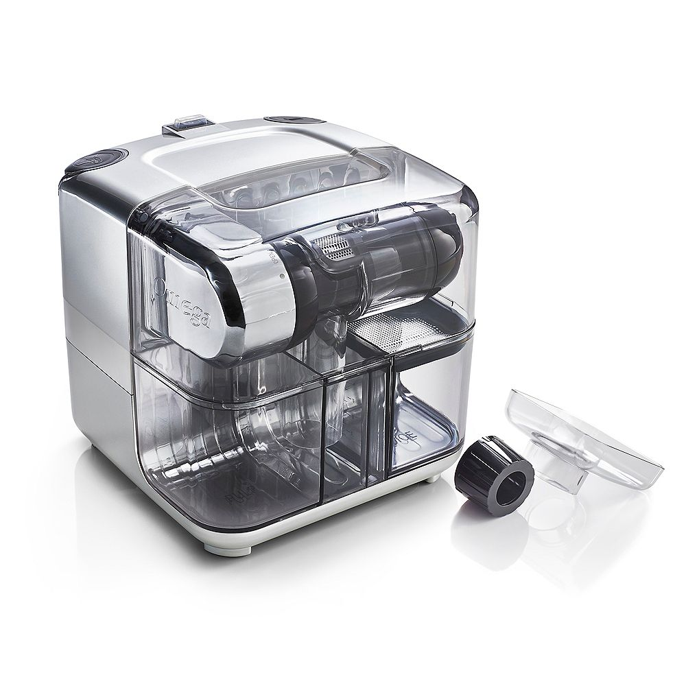 OMEGA CUBE300S de Omega - Extracteur de jus et système de nutrition Juice Cube