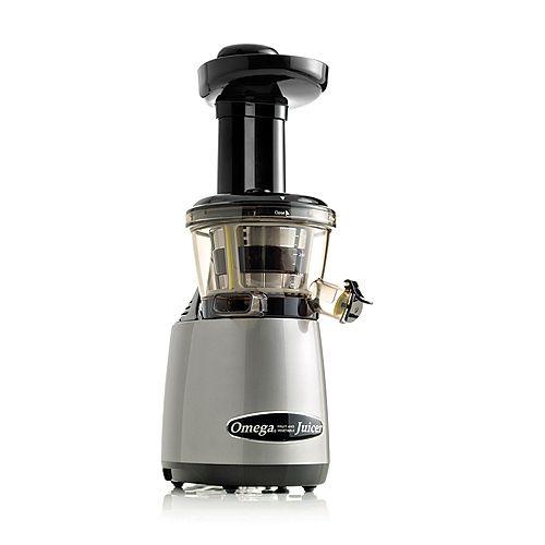 OMEGA Omega VRT400HDS Cold Press Masticating Vertical Juicer