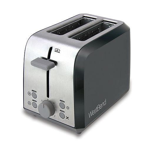 WestBend 2 Slice Wide Slot Toaster