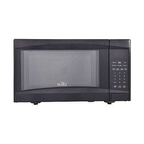 Four à micro-ondes de comptoir Willz, 0,9 pi³, Noir