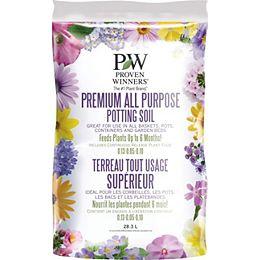 Proven Winners Premium All Purpose Potting  Soil 28.3L