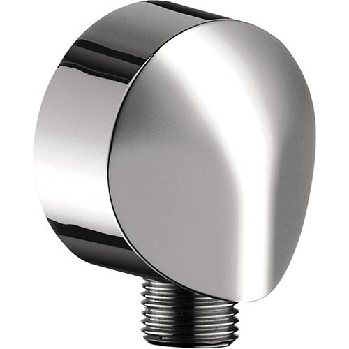 Fixit Wall Outlet with Check Valves in Chrome