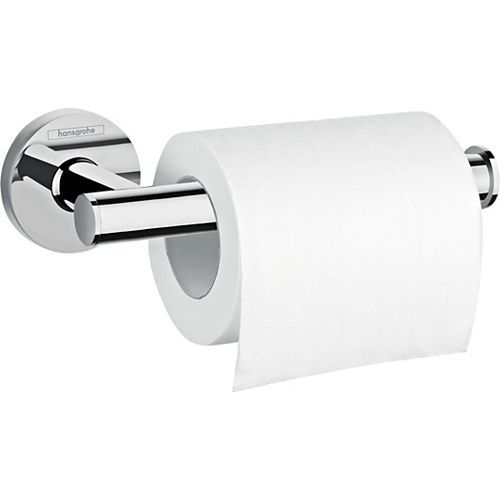 Logis Universal Toilet Paper Holder in Chrome