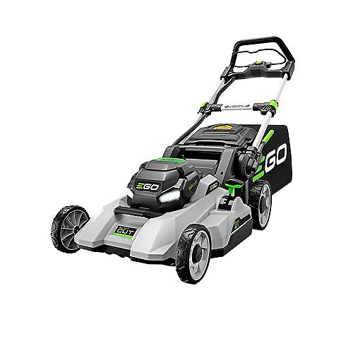 POWER+ 21-inch 56V Li-Ion Select Cut Cordless Electric Push Lawn Mower (Tool Only)