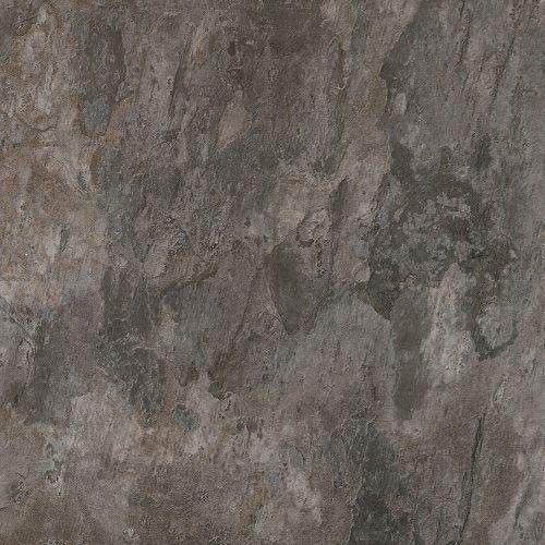 FloorPops Brownstone Peel & Stick Floor Tiles Set of 20
