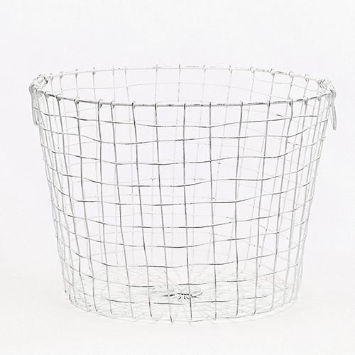 Round Metal/Wire Basket