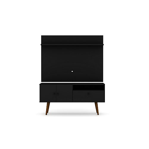 Tribeca 53.94 TV Stand and Panel in Black