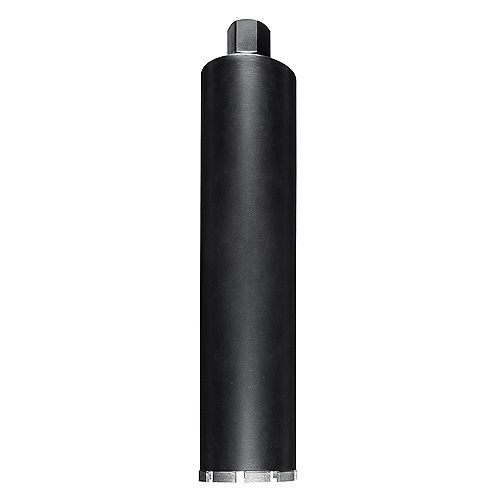 4-inch Diamond Hi-Speed Wet Core Bit for Concrete with Rebar