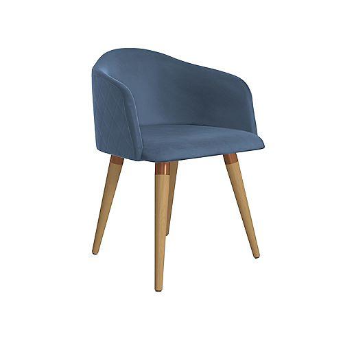 Kari Accent Chair in Blue
