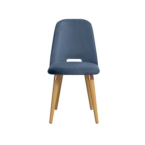 Selina Accent Chair in Blue