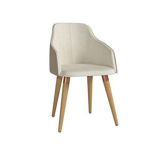 Martha Accent Chair in Beige