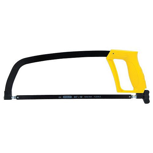 SOLID FRAME HIGH TENSION HACKSAW