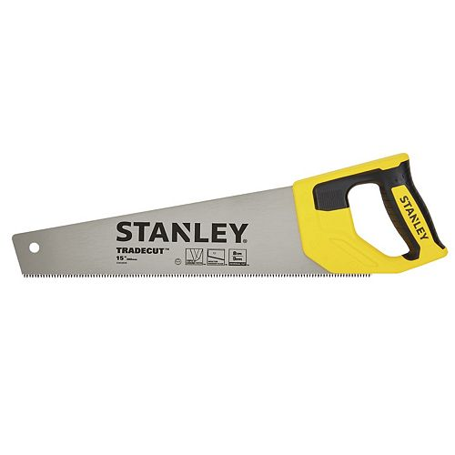 STANLEY 15-INCH TRADECUT PANEL SAW