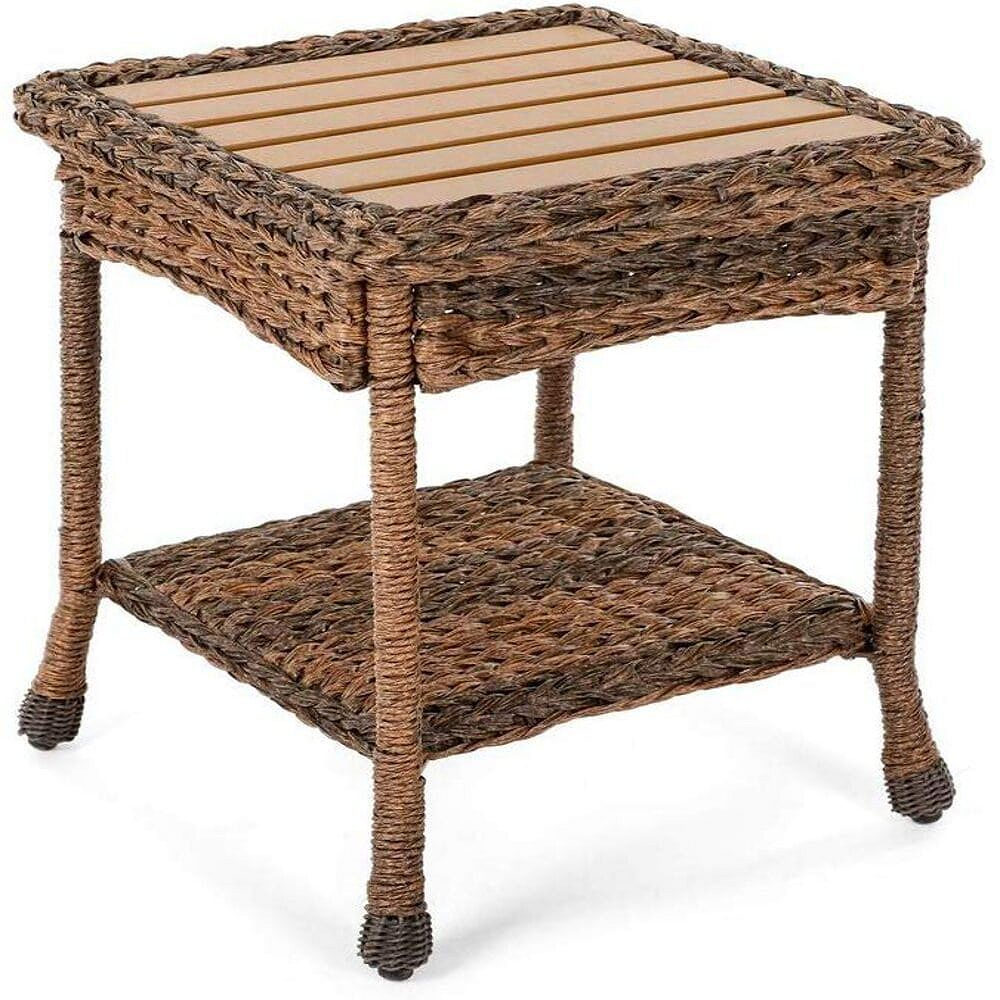 W Unlimited Outdoor End Table
