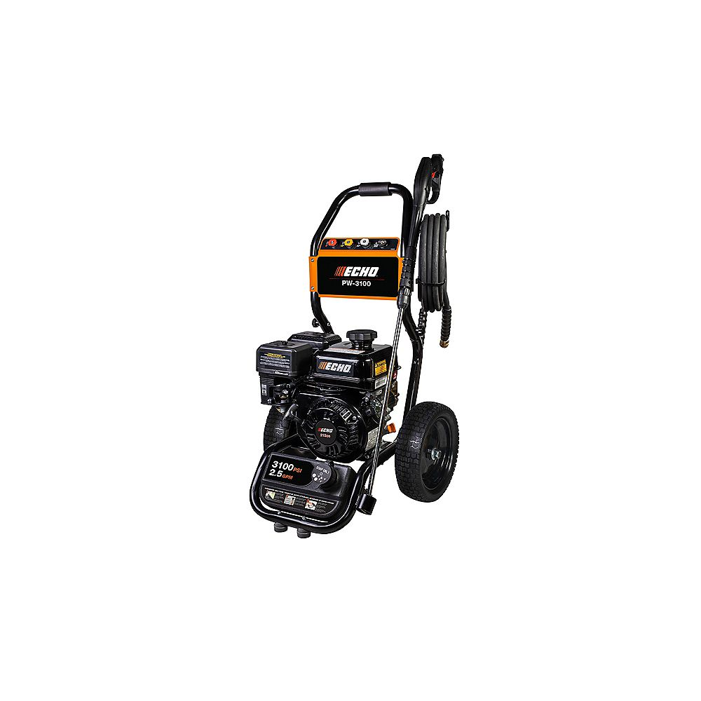 Echo 3100PSI 4-CYCLE (STROKE) GAS PRESSURE WASHER PW3100