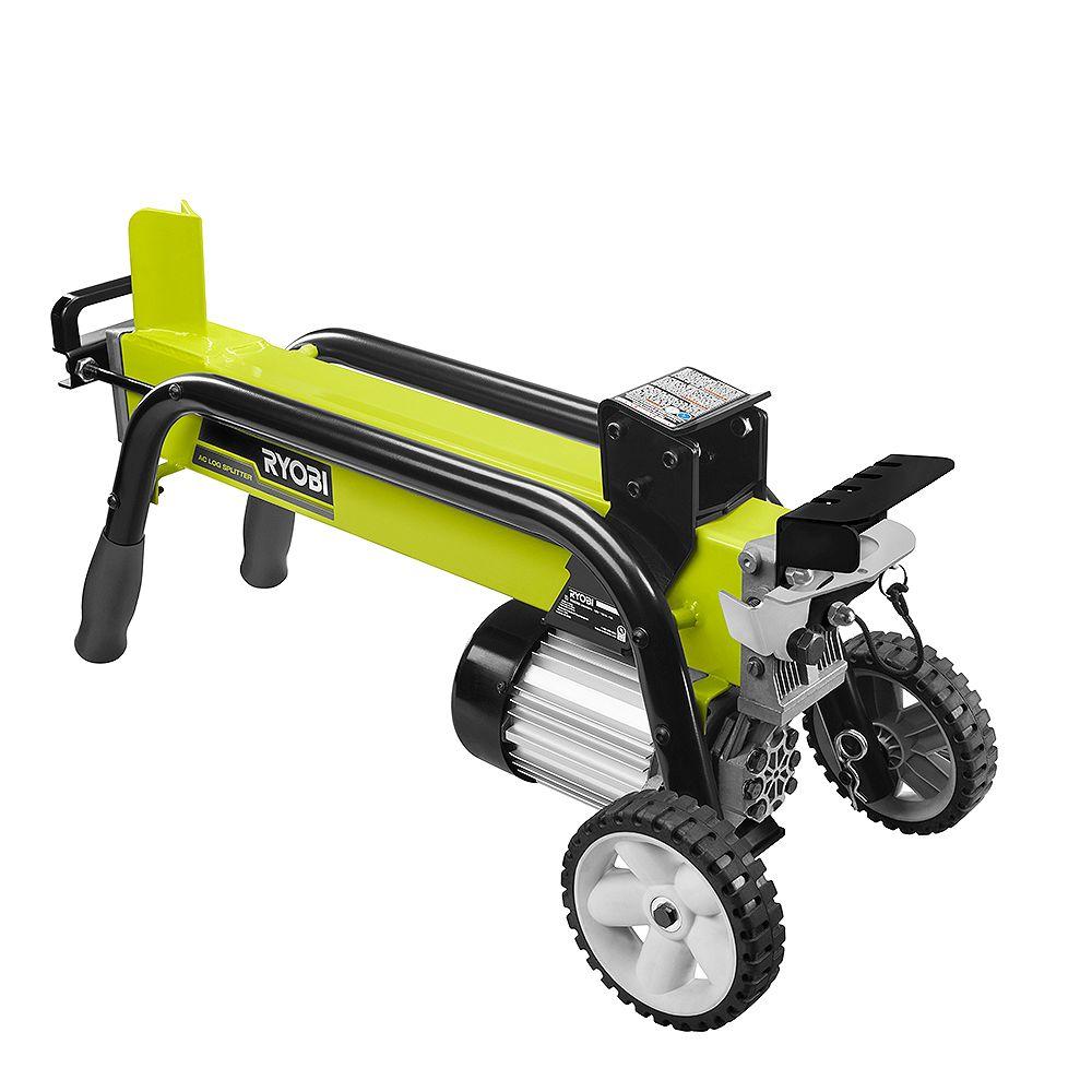 RYOBI 5-Ton Electric Log Splitter