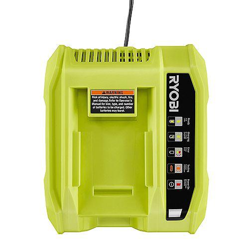 40V Rapid Charger
