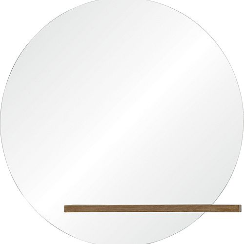Gil Round Decorative Mirror